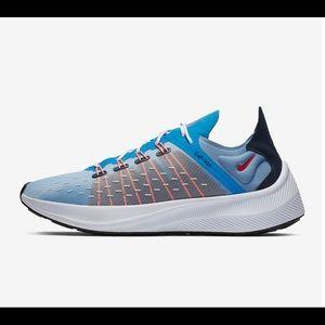 Nike EXP-X14 Men's Shoes Light Photo Blue Size 9